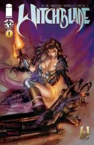 WITCHBLADE #1 25TH ANNV ED