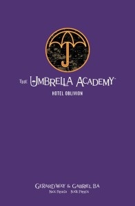 UMBRELLA ACADEMY LIBRARY EDITION HC VOL 03 HOTEL OBLIVION