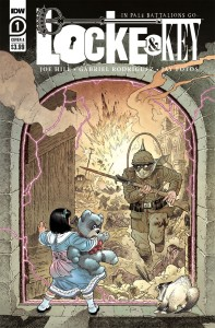 LOCKE & KEY IN PALE BATTALIONS GO #1 (OF 2) CVR A RODRIGUEZ