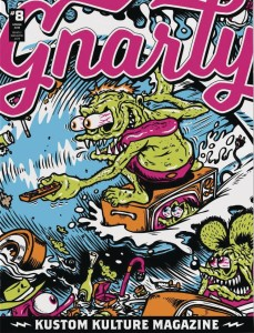 GNARLY MAGAZINE SUMMER 2020