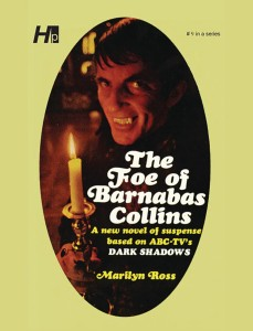 DARK SHADOWS PAPERBACK LIBRARY NOVEL 09 FOE OF BARNABAS COLLINS