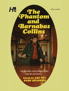 DARK SHADOWS PAPERBACK LIBRARY NOVEL 10 PHANTOM & BARNABAS COLLINS