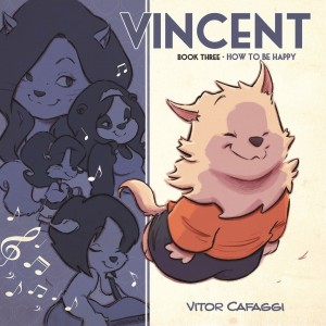 VINCENT GN BOOK 03 HOW TO BE HAPPY