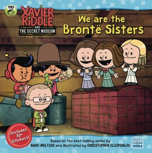 XAVIER RIDDLE & SECRET MUSEUM SC WE ARE BRONTE SISTERS