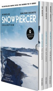 SNOWPIERCER VOL 1-3 HC BOX SET