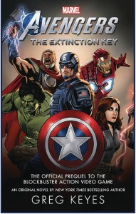 MARVEL AVENGERS EXTINCTION KEY