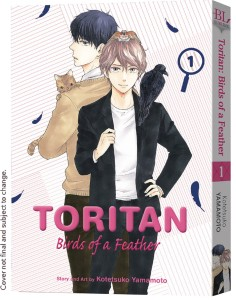 TORITAN BIRDS OF A FEATHER GN VOL 01