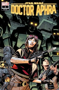 STAR WARS DOCTOR APHRA #1 SPROUSE VAR