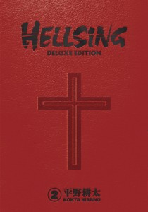 HELLSING DELUXE EDITION HC VOL 02