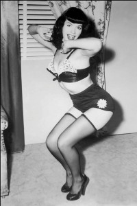 BETTIE PAGE #3 CVR E PHOTO