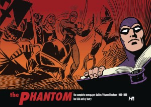 PHANTOM COMP DAILIES HC VOL 19 1964-1966