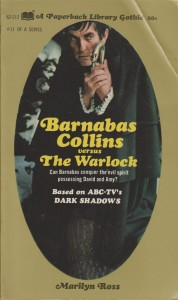 DARK SHADOWS PAPERBACK LIBRARY NOVEL 11 BARNABAS COLLINS VS WARLOCK