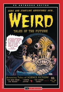 PS ARTBOOKS WEIRD TALES OF FUTURE SOFTEE 02