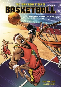 COMIC BOOK STORY OF BASKETBALL GN