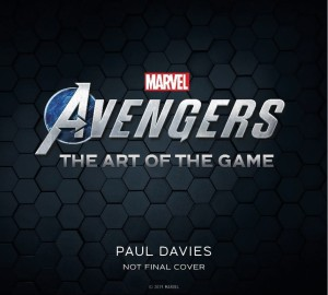 MARVELS AVENGERS ART OF GAME HC
