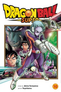 DRAGON BALL SUPER GN VOL 10