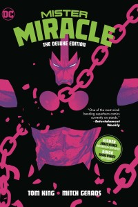 MISTER MIRACLE THE DELUXE EDITION HC