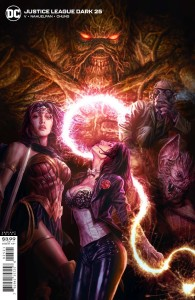 JUSTICE LEAGUE DARK #25 LEE BERMEJO VAR ED