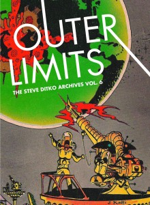 STEVE DITKO ARCHIVES HC VOL 06 OUTER LIMITS