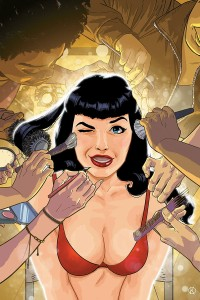 BETTIE PAGE #5 KANO LTD VIRGIN CVR