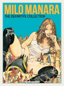 MILO MANARA DEFINITIVE COLLECTION SC