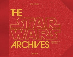 STAR WARS ARCHIVES EPISODES I - III 1999 2005 HC