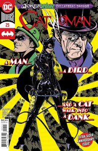 CATWOMAN #25 CVR A JOELLE JONES (JOKER WAR)