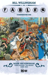 FABLES COMPENDIUM ONE TP 01