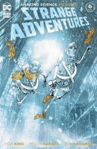 STRANGE ADVENTURES #6 (OF 12) CVR A MITCH GERADS