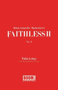 FAITHLESS II #4 CVR B EROTICA CONNECTING VAR