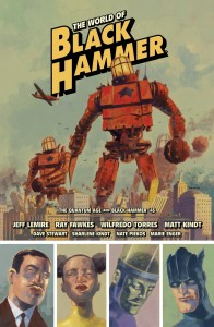 WORLD OF BLACK HAMMER LIBRARY ED HC VOL 02
