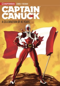CAPTAIN CANUCK CELEBRATION OF 45 YEARS TP