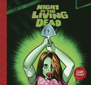 GORY BOOKS 01 NIGHT OF THE LIVING DEAD CVR C FALLIGANT