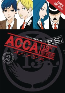 ACCA 13 TERRITORY INSPECTION DEPT PS GN VOL 02