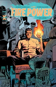FIRE POWER BY KIRKMAN & SAMNEE #1 2ND PTG