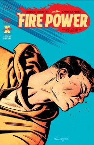 FIRE POWER BY KIRKMAN & SAMNEE #3 2ND PTG