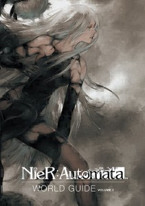 NIER AUTOMATA WORLD GUIDE HC VOL 02