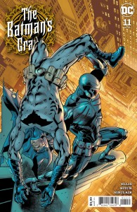 BATMANS GRAVE #11 (OF 12) CVR A BRYAN HITCH