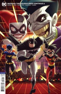 BATMAN THE ADVENTURES CONTINUE #6 (OF 7) CVR B KAARE ANDREWS VAR