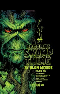 ABSOLUTE SWAMP THING BY ALAN MOORE HC NEW ED 01