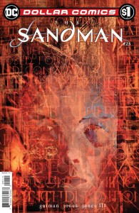 DOLLAR COMICS THE SANDMAN #23