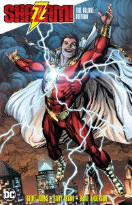 SHAZAM THE DELUXE EDITION HC
