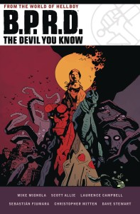 BPRD DEVIL YOU KNOW OMNIBUS TP