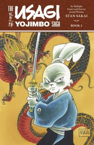 USAGI YOJIMBO SAGA TP (2ND ED) 01