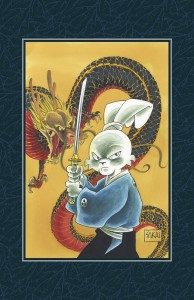 USAGI YOJIMBO SAGA LTD ED HC (2ND ED) 01