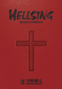 HELLSING DELUXE EDITION HC VOL 03