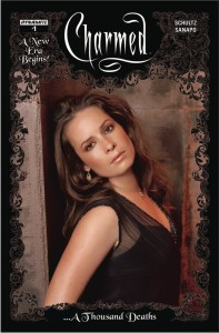 CHARMED #1 CVR F PIPER PHOTO