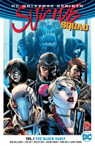 SUICIDE SQUAD TP VOL 01 THE BLACK VAULT (REBIRTH)