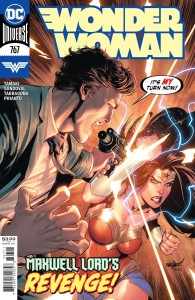 WONDER WOMAN #767 CVR A DAVID MARQUEZ