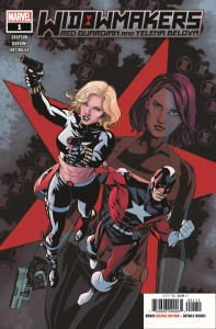 WIDOWMAKERS RED GUARDIAN YELENA BELOVA #1